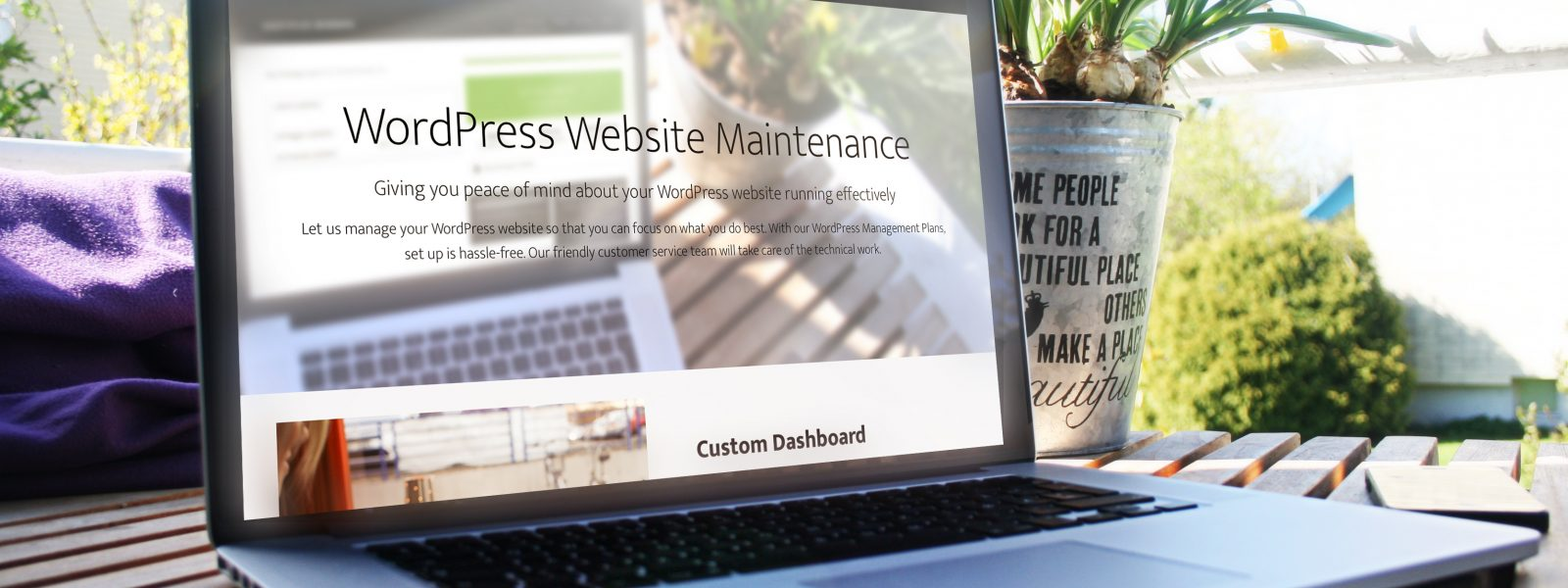 WordPress Maintenance and Management Company