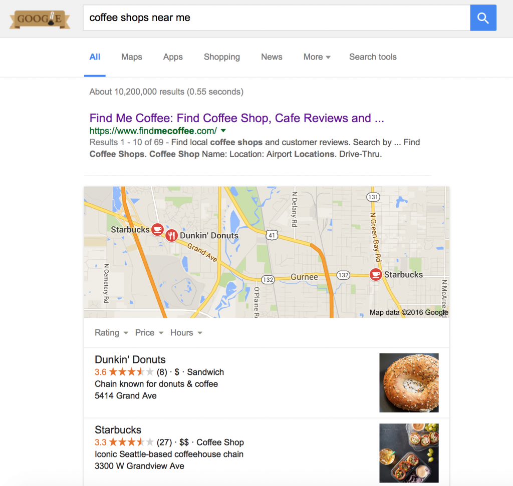 How to optimize Google My Business Profile Page